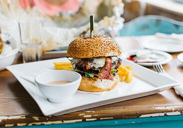 Tabiona Steaks Recipies | Burger