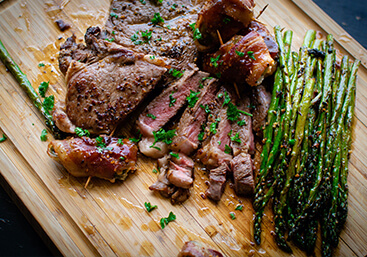 Tabiona Steaks | Utah's own | Hormone free | cut of beef