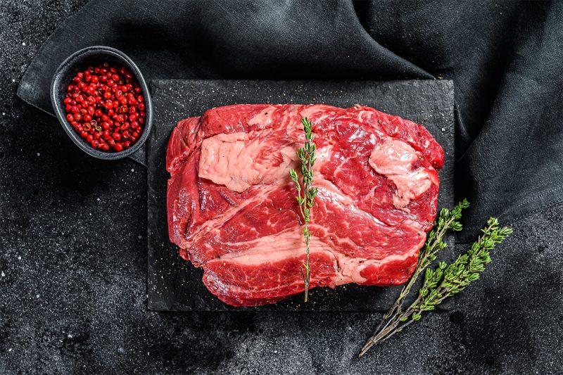 PRIME ANGUS CHUCK EYE | Utah Beef