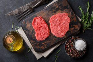 PRIME ANGUS CUBE STEAK | Utah Beef