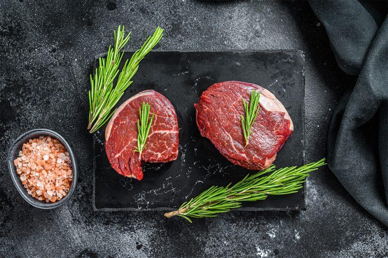 Prime Angus Filet | Utah Beef