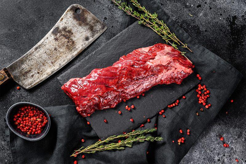 PRIME FLAT IRON   Utah Beef