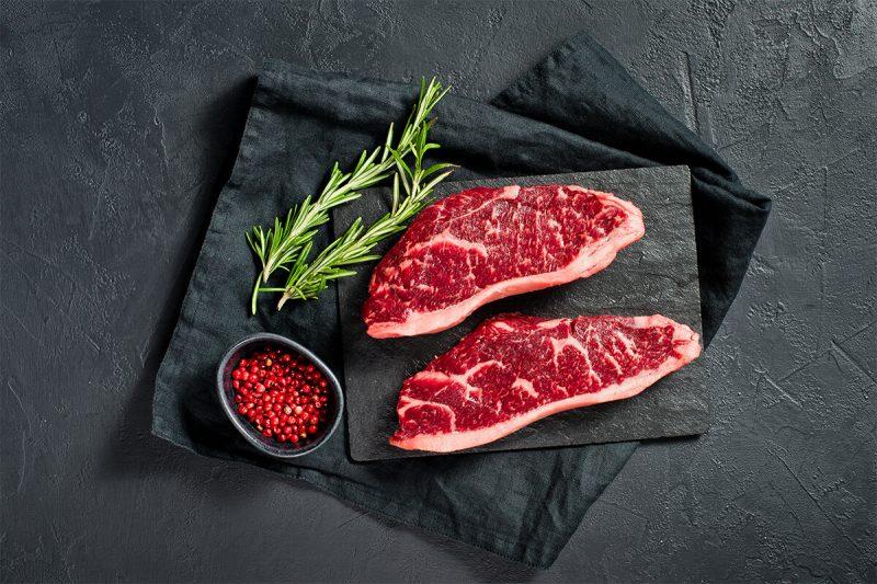 PRIME ANGUS NEW YORK STRIP | Utah Beef