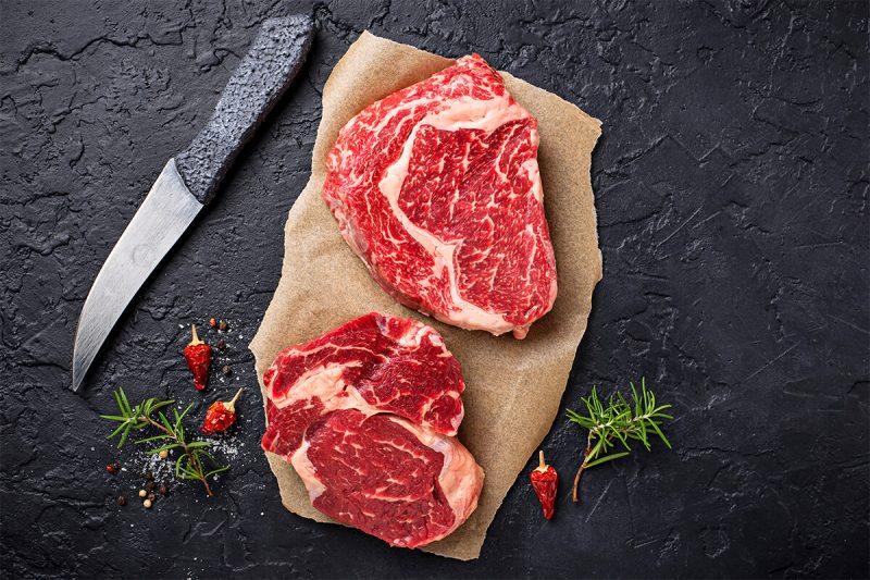 Prime Angus Ribeye | Utah Beef