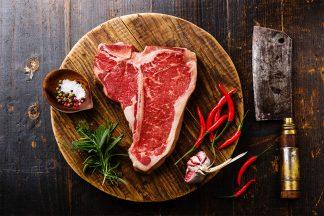 PRIME ANGUS PORTERHOUSE | Utah Beef