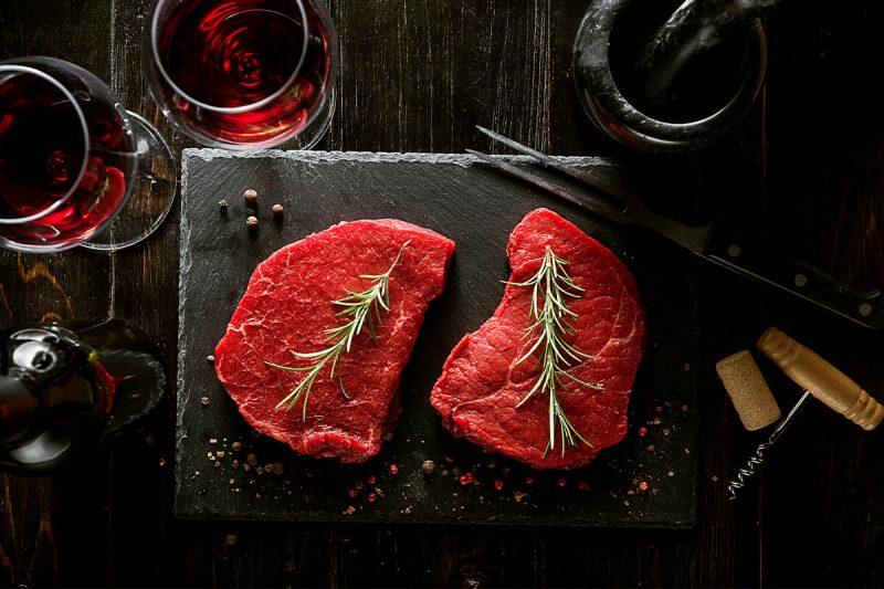Prime Angus Filet   Utah Beef